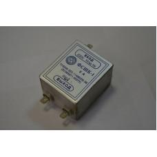 Фильтр сетевой помехоподавляющий ФСШК-1