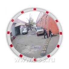 Дорожное зеркало, Ø 950 мм
