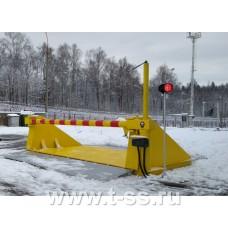 Противотаранный барьер шлагбаумного типа ТРЕК