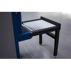 Выходной роликовый стол (рольганг)