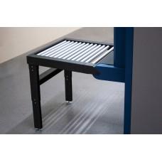 Входной роликовый стол (рольганг)