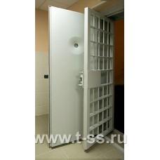 Блоки дверные карцерные