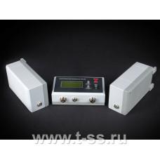 Блок управления двухканального стационарного сигнализатора ионизирующего излучения НПС-32