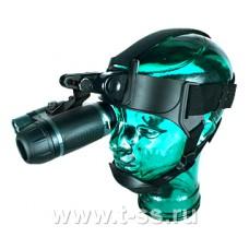 Монокуляр ночного видения NVMT Spartan 1x24 Head Mount Kit