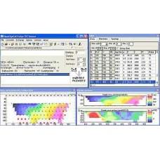 X2IPI - программа для работы с данными многоэлектродных зондирований