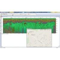 """""""Cartscan"""" - специализированная программа для обработки данных площадной георадарной съемки"""