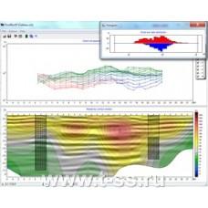 Программа для электротомографии ZondRes2D