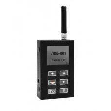 Тестер блокираторов сотовой связи и беспроводной передачи данных ЛИБ-001