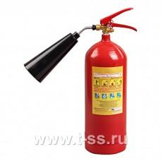 Углекислотный огнетушитель ОУ-3