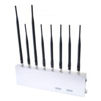 Подавитель связи Аллигатор 30 + 4G LTE + Рации