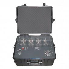 Блокиратор Portable Drone Signal Detecting & Jamming System