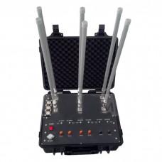 Блокиратор 300W High Power Portable Bomb Jammer