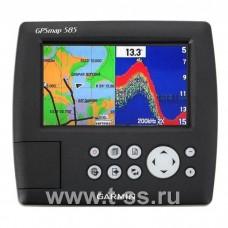 Картплоттер/эхолот Garmin GPSMAP 585