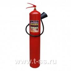 Углекислотный огнетушитель ОУ-7