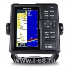 Картплоттер/эхолот Garmin GPSMAP 585 Plus