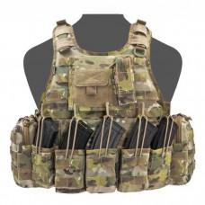 Жилет с подсумками под ак ricas compact warrior assault systems