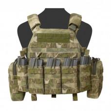 Жилет для бронепластин DCS Warrior Assault Systems