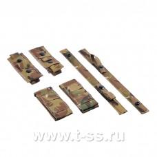 Жесткие адаптеры разгрузочного жилета для скрепления с поясом STKSS Crye Precision