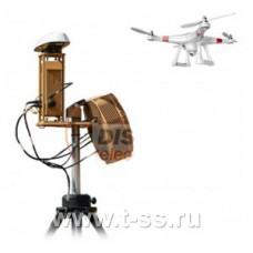 Подавитель дронов на базе RF сенсоров и NV камеры