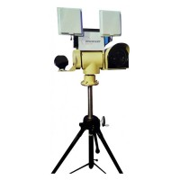 Подавитель дронов на базе активного радара и тепловизора