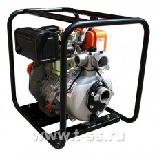 Мотопомпа бензиновая Meran MPG211H