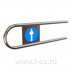 Ростов-Дон дуга для К11 (правая) L=700 мм