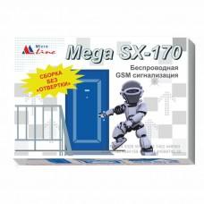 Сигнализация MicroLine Mega SX-170