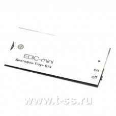 Цифровой диктофон Edic-mini TINY + B74- 150HQ