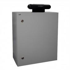 Пешеходный радиационный  монитор на базе измерителя-сигнализатора СРК-АТ2327 с 1-м блоком детектирования БДКГ-19 и 1-м БДКН-05