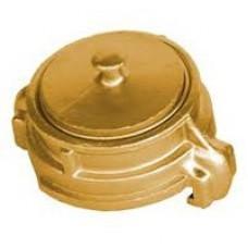 Головка-заглушка ГЗ-150 1,6МПа Латунь-Алюм