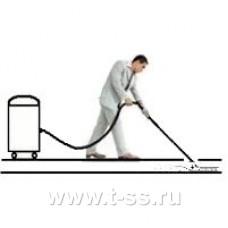 Установка вакуумной пылеуборки АССклин