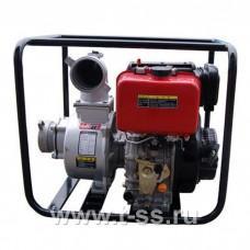 Мотопомпа дизельная Lifan 80ZB30-4C Diesel