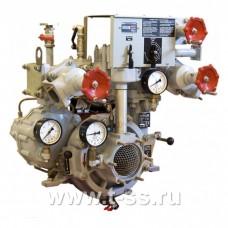Комбинированный пожарный насос НЦПК-40/100-4/400-В1Т