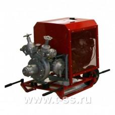 Мотопомпа пожарная «Гейзер» МП-20/100 переносная (с антикоррозийным насосом)