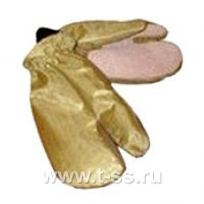 "Перчатки с крагами трехпалые ""ТТОС"""