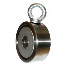 Двухсторонний магнит 2x600 кг