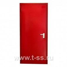 Дверь противопожарная CМТ-1 ДМО-02/60 (EI 60)1200х2000 без доводчика