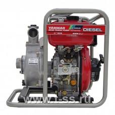 Мотопомпа дизельная Yanmar YDP30STE