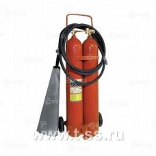 Углекислотный огнетушитель ОУ-15