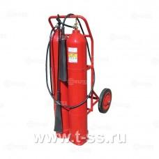 Углекислотный огнетушитель ОУ-55