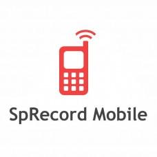 Программа SpRecord Mobile