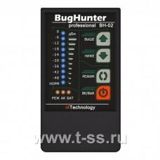 """Детектор жучков BugHunter """"Профессионал II"""""""