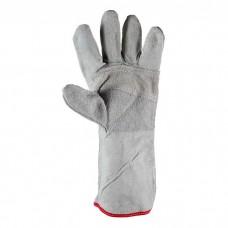 Перчатки 5-ти палые спилковые усиленные