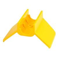 Garrett Cuff Support Notched Yellow