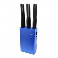 Глушилка мобильных телефонов BlackHunter GPS-12GS