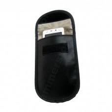 Чехол  блокиратор работы сотовых телефонов и всех сигналов GSM, 3G, 4G, GPS, ГЛОНАСС, CDMA
