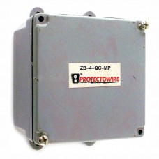 Коробка монтажная Protectowire ZB-4-QC-MP