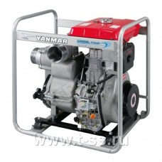 Мотопомпа дизельная Yanmar YDP40TN