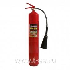 Углекислотный огнетушитель ОУ-6