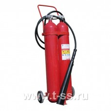 Углекислотный огнетушитель ОУ-20